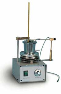TAG OPEN -CUP VISCOMETER . FLASH POINT
